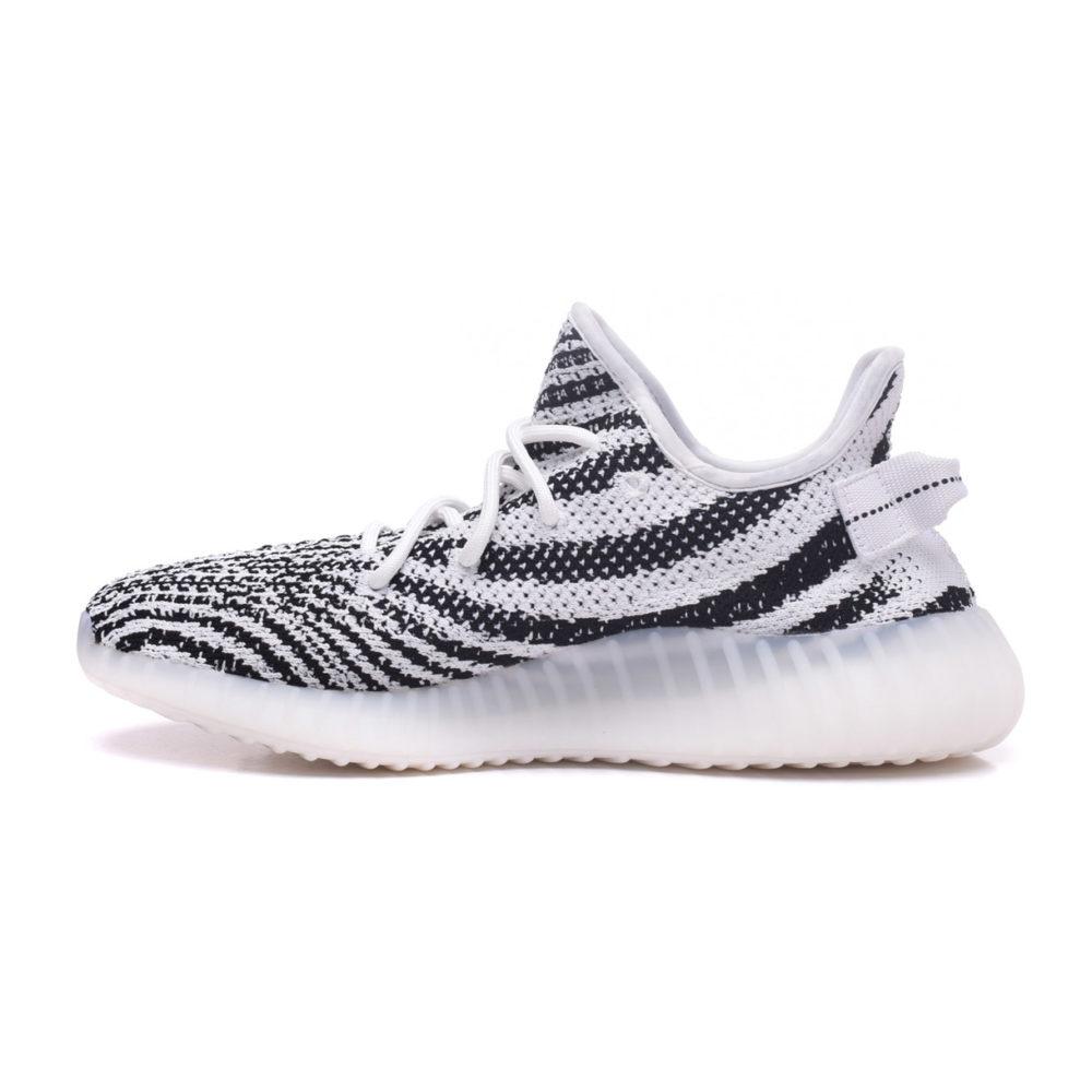 reputable site fdc1f 4ffbf Adidas Yeezy Boost 350 V2 Zebra
